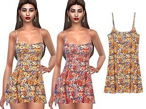 Summer Super Mini Floral Dresses
