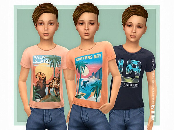 T Shirt Collection KB P21 by lillka from TSR