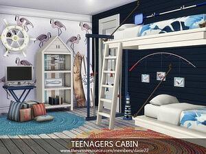 TEENAGERS CABIN