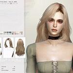 TO0522 Hair sims 4 cc