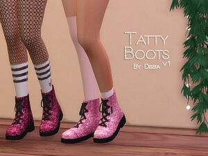 Tatty Boots v1
