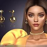Terra Drop Earrings