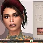 Vanta Labret Piercing sims 4 cc