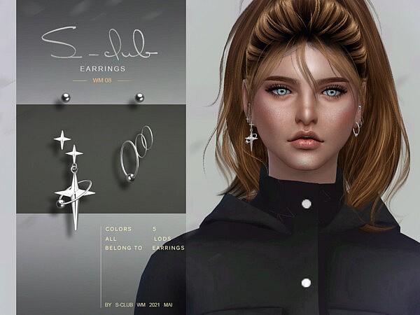 WM Earrings 202108