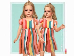 Yara Dress sims 4 cc