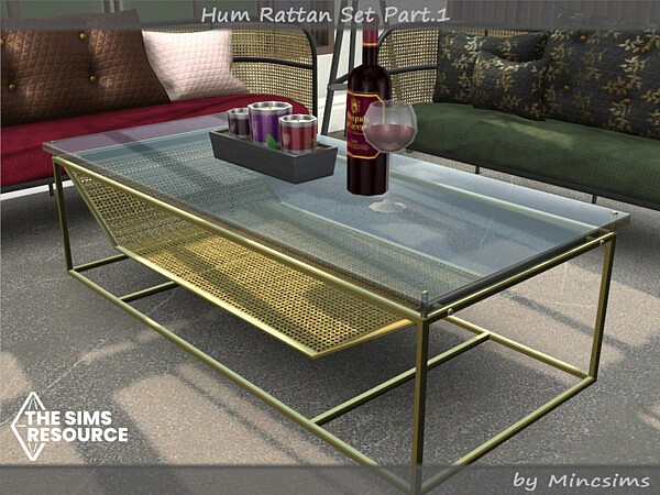 Hum Rattan Set Part.1 by Mincsims from TSR