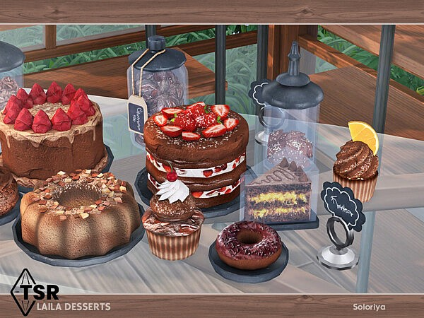 Laila Desserts by soloriya from TSR