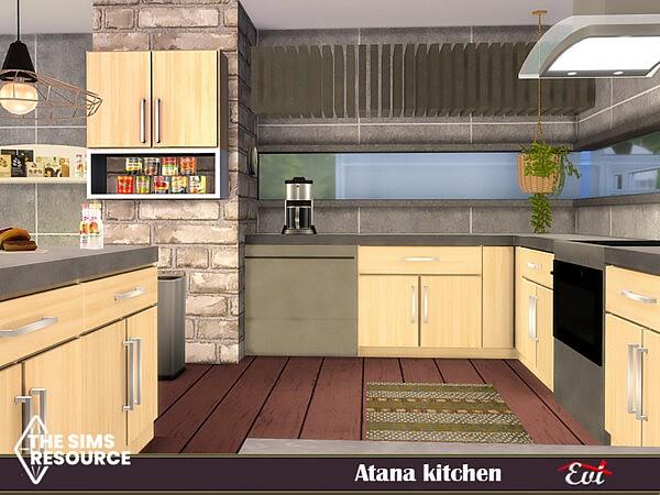 Atana Kitchen by evi from TSR
