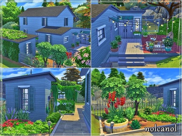 Small Farmhouse by nolcanol from TSR