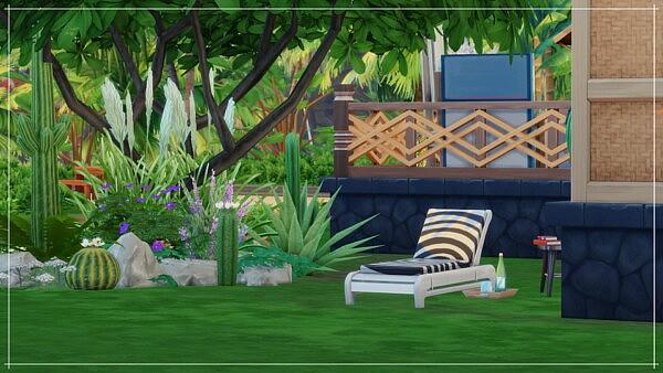 House Overgrown hut from Annett`s Sims 4 Welt