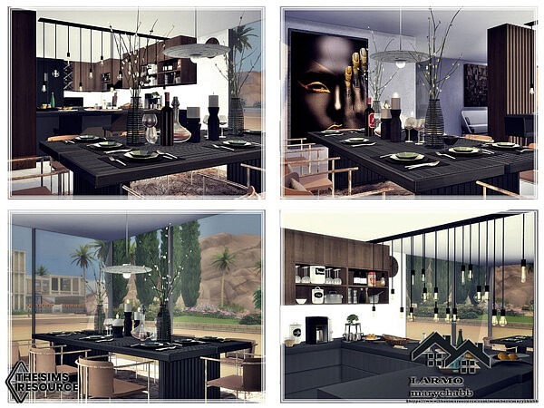 Larmo House by marychabb from TSR