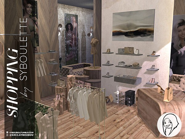 Shopping Part1 by Syboubou from TSR
