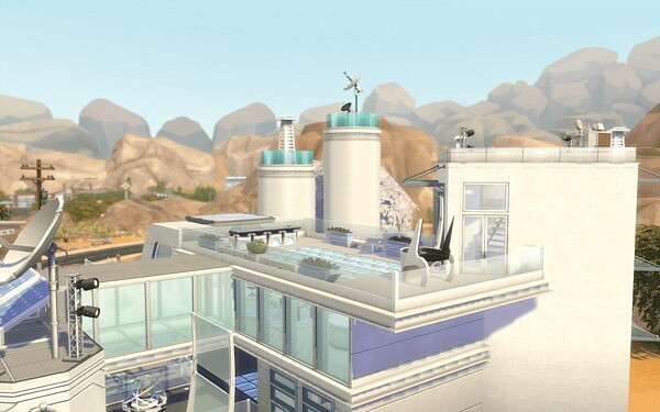 Laboratory of Doctor Lafolie from Rabiere Immo Sims