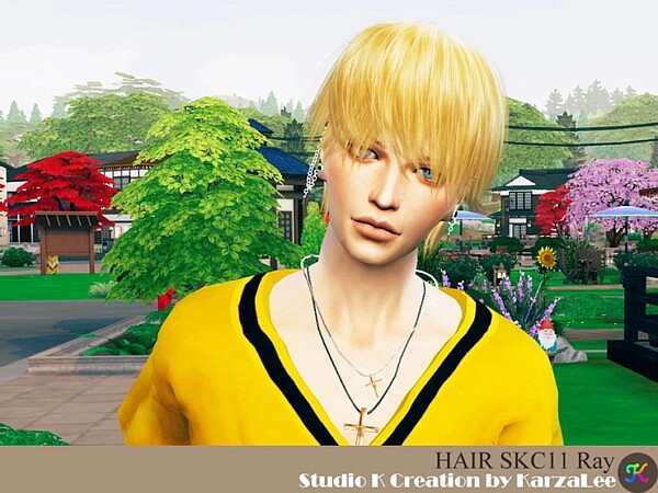 Hair SKC11 Ray from Studio K Creation