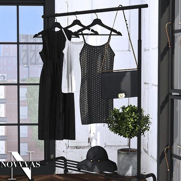 Deco Clothes from NOVVAS