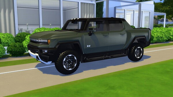 2022 GMC Hummer EV from Lory Sims