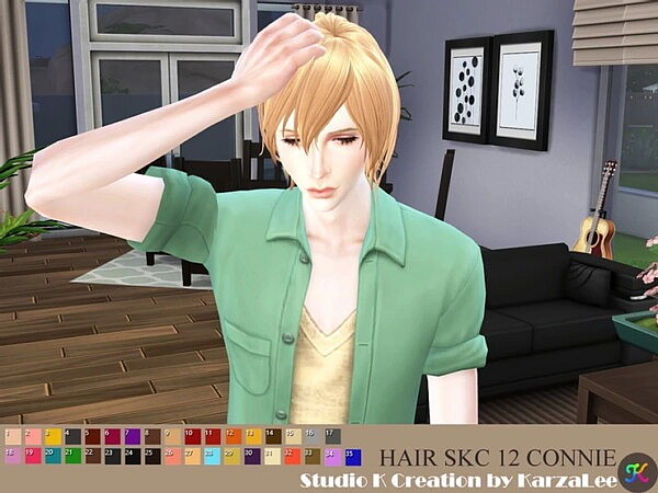 Connie Hair from Studio K Creation