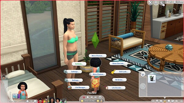 More CAS Traits for Sims Mod and For Pets by chingyu1023 from Mod The Sims