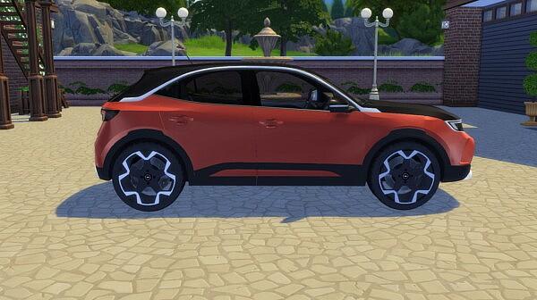 2021 Opel Mokka from Lory Sims