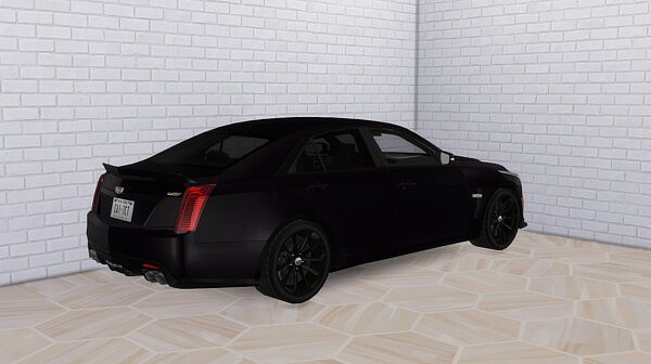 2017 Cadillac CTS V from Modern Crafter