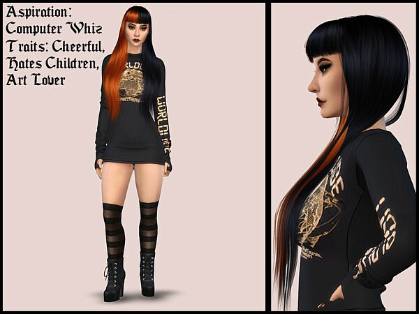Madeline Mitchell by YNRTG S from TSR