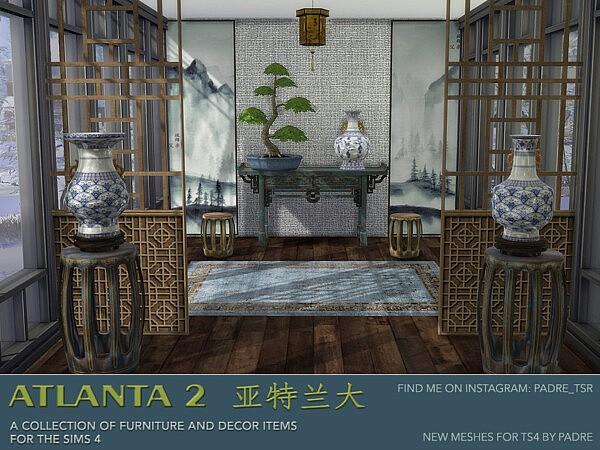 Atlanta 2 Set by padre from TSR