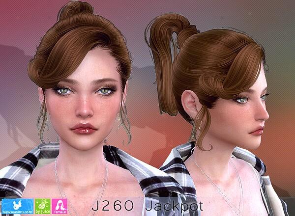 J260 Jackpot Hair from NewSea