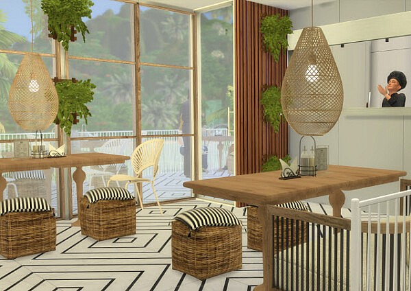Little Miami Beach from Liily Sims Desing