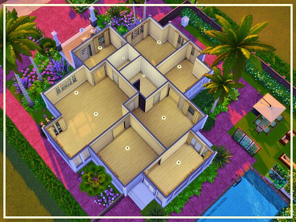 Brand New Bungalow by simmer adelaina from TSR