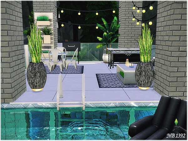 Modern Bliss House by nobody1392 from TSR