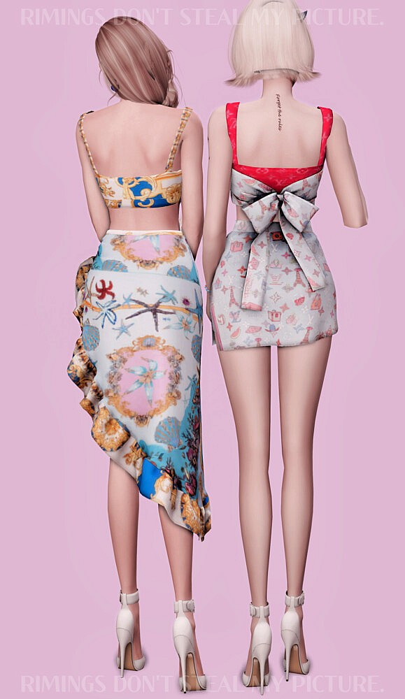 Twice Free Outfit from Rimings