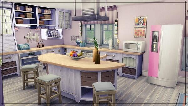 House  Domus Familiaris Brindleton Bay from Annett`s Sims 4 Welt