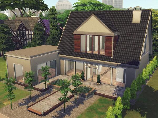 Shora Shell House by GenkaiHaretsu from TSR