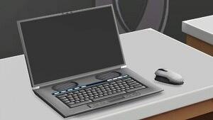 Actually Portable Computer sims 4 cc