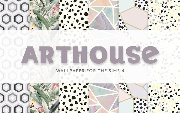 Arthouse Wallpaper from Simplistic