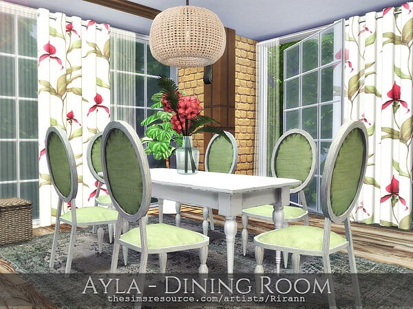 Ayla Dining Room