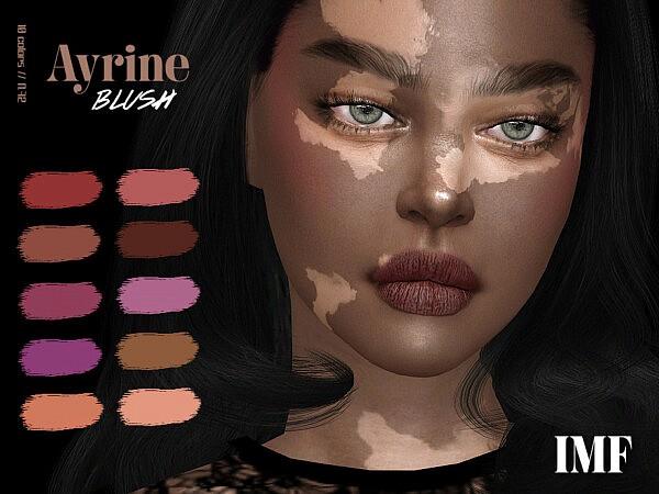 Ayrine Blush N.72