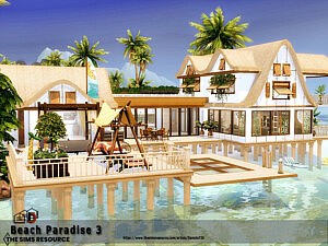 Beach Paradise 3