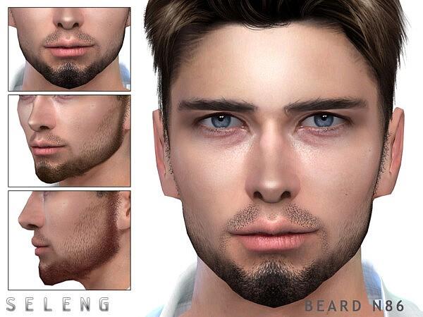 Beard N86 by Seleng from TSR