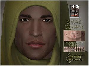 Brad Facemask