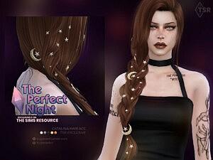 Catalina hair acc