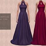 Celestial Gown Sleeveless