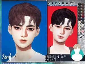 Cityboy Hair
