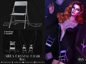 Crystal Chair Bag sims 4 cc