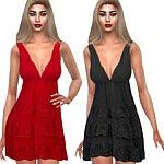 CutWork Summer Dresses