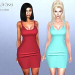 DRESS N 393
