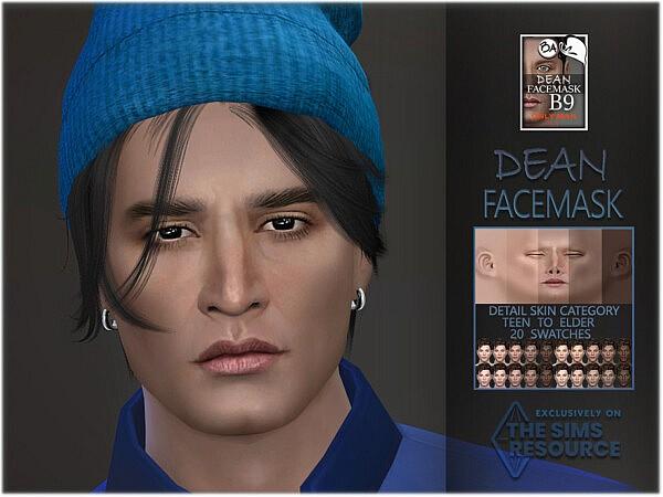 Dean Facemask by BAkalia from TSR