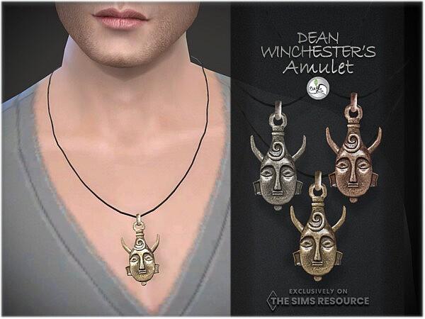 Dean Winchesters Amulet