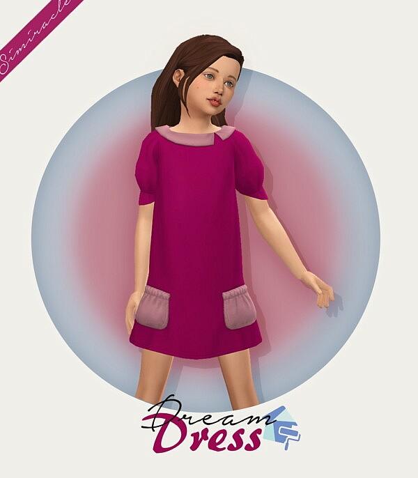Dream Dress sims 4 cc