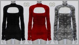 Elie dress sims 4 cc